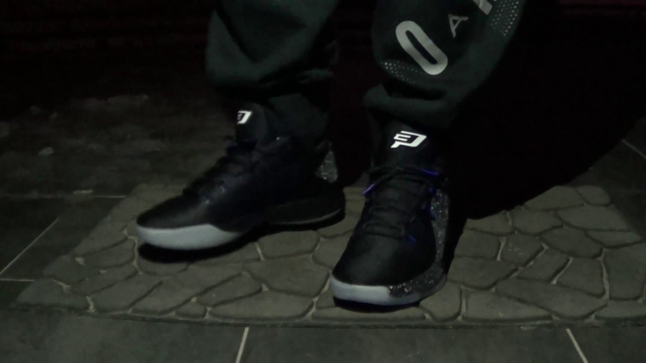 Youtube Space Jam X Frenkysneaks Jordan Feet Cp3 On qZvT7