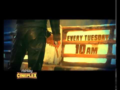 Catch Akshay Kumar every Tuesday at 10AM only on RishteyCineplex
