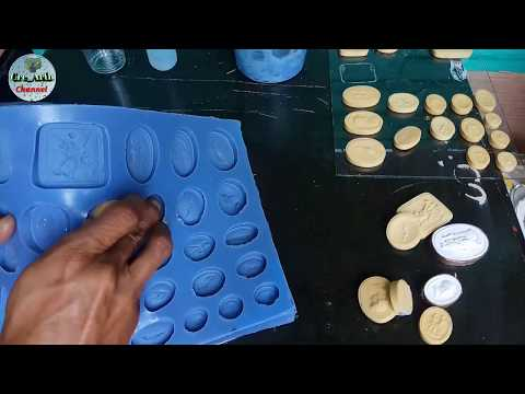 How To Make A Silicone Slab Mold