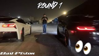 Cammed Camaro vs C7 Corvette