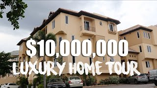 My LUXURY HOME TOUR in Jamaica Vlog
