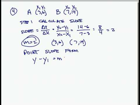Math Analysis Chapter 2 Review Q4.avi