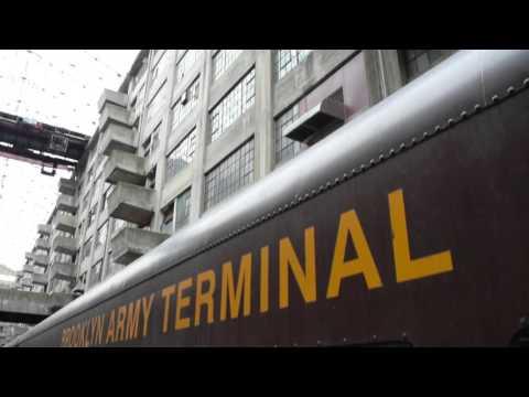 Inside the Brooklyn Army Terminal