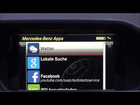 How to: Mercedes COMAND Online NTG 4.5 How to import POI / routes from google maps?
