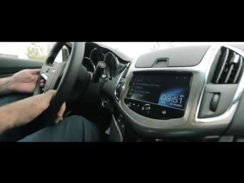 Chevrolet Cruze Test-drive