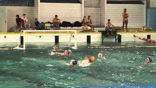 Скандалом закончился первый тур чемпионата Украины во водному поло среди юношей
