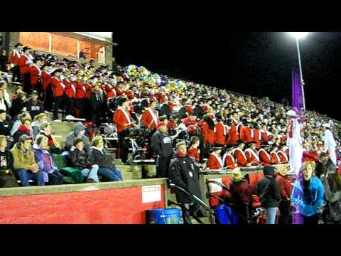 EAHS Marching Band Stand Songs