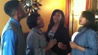 "The Clark Sisters ""I Wanna Thank You"" By Fertile Ground Ministries (Maze featuring Frankie Beverly)"