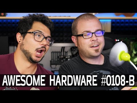 Awesome Hardware #0108-B: Threadripper Details + Possible Launch Date, SYW5 Finale Debated