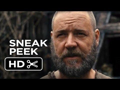 Noah Official Sneak Peek #2 (2014) - Darren Aronofsky Movie HD