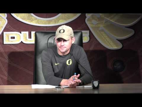 Mark Helfrich discusses