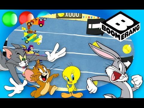 Boomerang Spiele
