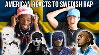 AMERICAN FIRST REACTION TO SWEDISH RAP!! Ft. 1.Cuz, Greekazo, Naod, Dizzy