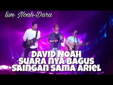 Moment Keren,David Bantuin Ariel NOAH Bawaain Lagu Dara
