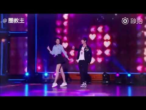 Videocut Vương Nhất Bác (Wang Yibo) & Quan Hiểu Đồng (Guan Xiao Tong) Nhảy Mở Màn Show
