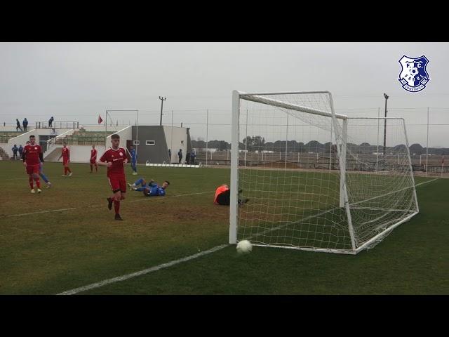 👍 Succes clar în duelul cu nordicii!⚪️🔵 🆚 Glostrup FK (Danemarca) 3-0