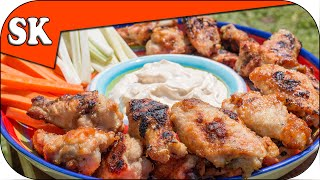 Buffalo Wings Hot and Tasty -  Aussie Style
