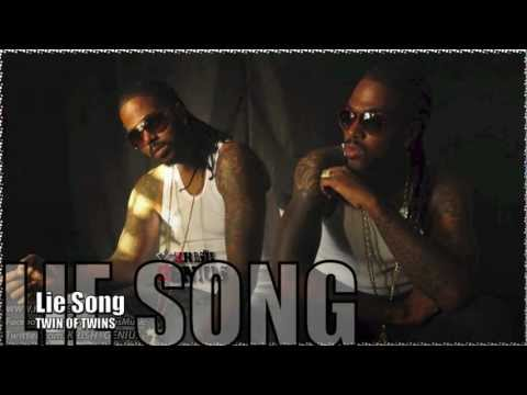Twin Of Twins - Lie Song [Ant'z Ness Riddim] July 2012