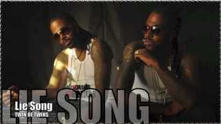 Twin Of Twins - Lie Song [Ant-z Ness Riddim] July 2012