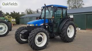 New Holland TN75S 4WD Tractor