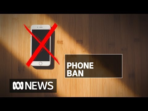 No more mobile phones in school as Victoria institutes blanket ban for students | ABC News