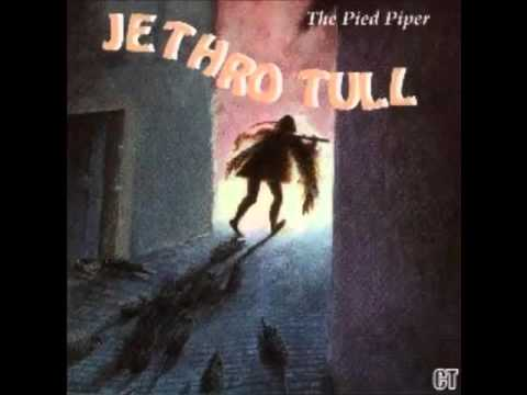 Jethro Tull The Pied Piper [Live Bootleg] Album (1992)