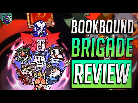 Bookbound Brigade Nintendo Switch Review - Meticulous Metroidvania