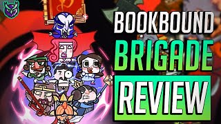Bookbound Brigade Nintendo Switch Review - Meticulous Metroidvania (Video Game Video Review)