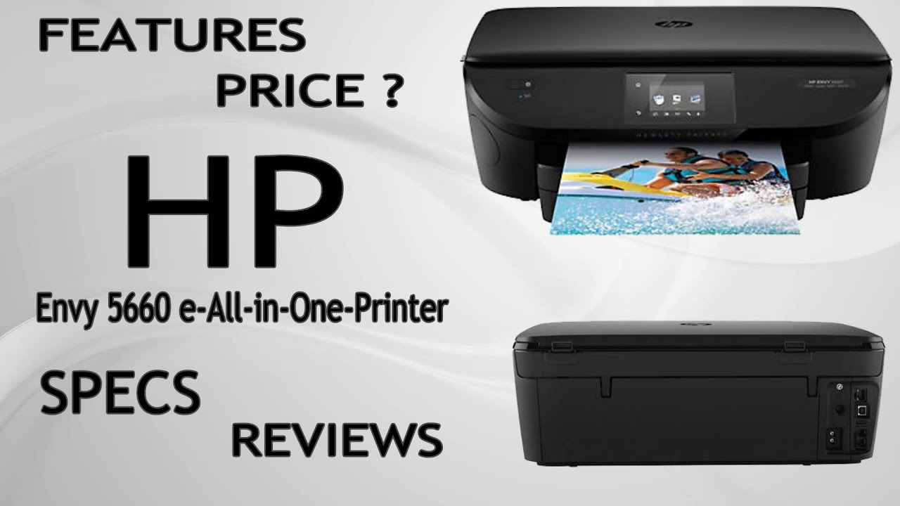 Hp Envy 5660 E All In One Printerspecsreviewsfeaturespricefree Shipping And Free Returns