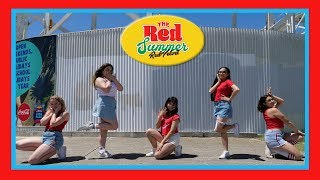 Red Flavour (빨간 맛) - Red Velvet Dance Cover / VIVE DANCE CREW