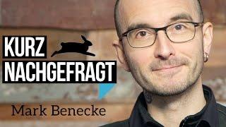 Kurz nachgefragt: Dr. Mark Benecke / PETA