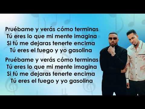 Nicky Jam, Romeo Santos – Fan De Tus Fotos (Letra/Lyrics)