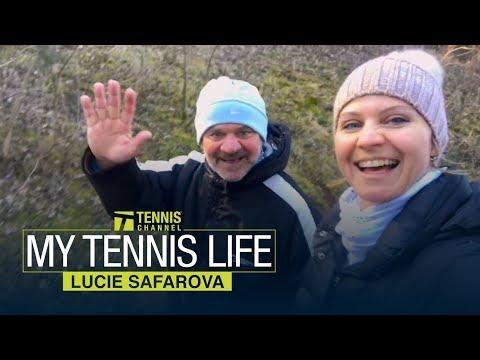 "My Tennis Life: Lucie Safarova S2 Ep10 ""Assembling Ikea Furniture Can Be Harder Than Tennis"""