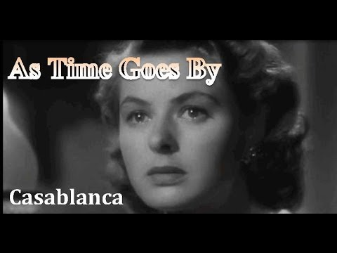 Herman Hupfeld : As Time Goes  Casablanca  Riccardo Caramella, piano