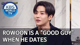 """Rowoon is a """"Good Guy"""" when he dates [Happy Together/2020.01.23]"""
