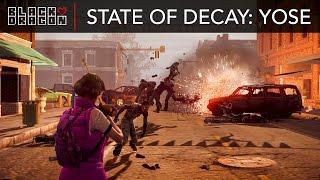 State of Decay YOSE ~ Livestream #4 ~ Dutch / Nederlands