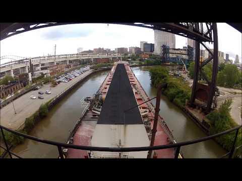 Cuyahoga River Outbound