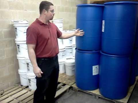 55 gallon water barrels ohio home food storage water storage - Water Storage Barrels