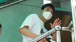 Download Video Lee Min ho arrived at his work(18 July 2018) MP3 3GP MP4