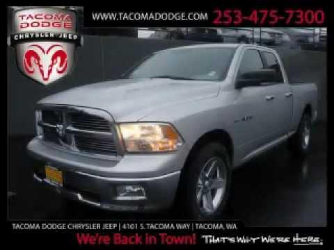 2010 Dodge Ram Parkland WA