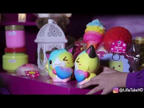 Lifia Niala Dekorasi Ramadhan Kamar Anak & Bermain Squishy - DIY Room Decor Ramadan