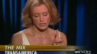 Felicity Huffman Transforms in Transamerica