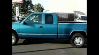 1998 Chevrolet Silverado 4x4 For Sale - Chevrolet Silverado SALE