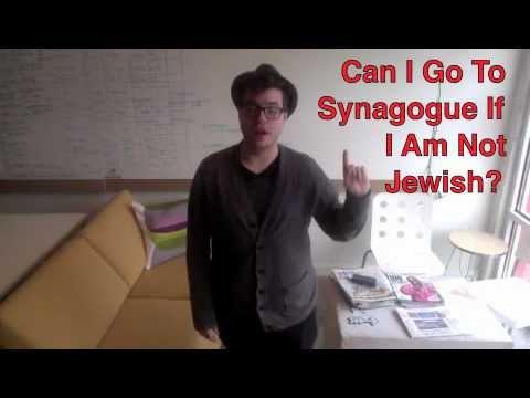 Can I Go To Synagogue If I'm Not Jewish? (PunkTorah)