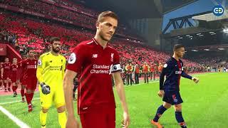 PES 2019 Data Pack 3.0 Update - Anfield Stadium Liverpool