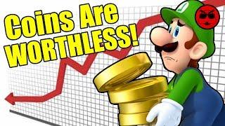 MARIO IS BROKE!   Culture Shock (Super Mario Odyssey)