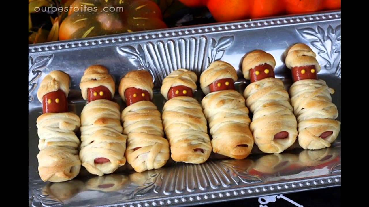 Amazing Kids Halloween Party Food Ideas