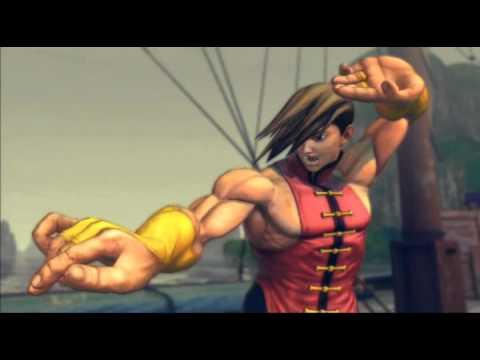 Super Street Fighter® IV: Arcade Edition - Trailer oficial