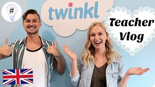 Teaching Resources UK | twinkl tour! | Teacher Vlog