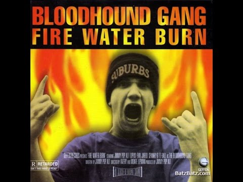 Bloodhound Gang - Fire Water Burn Guitar Cover - YouTube